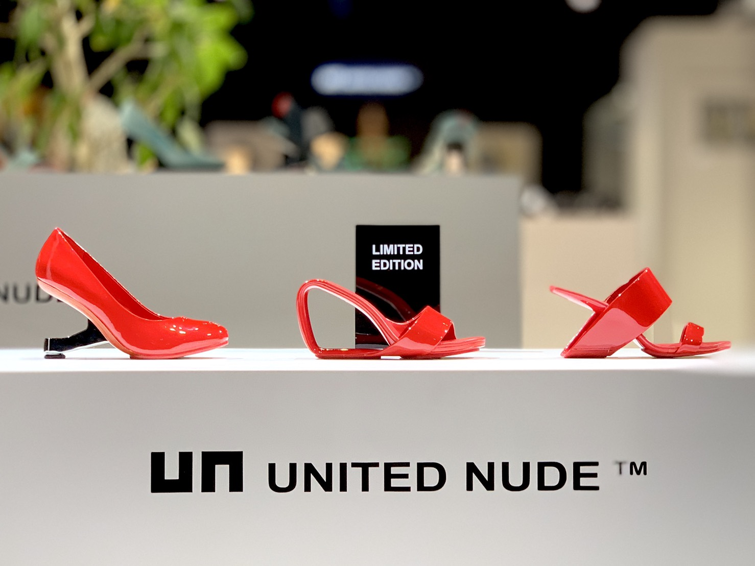 UNITED NUDE JAPAN 3nd Anniversary 【RED COLLECTION】発売!!