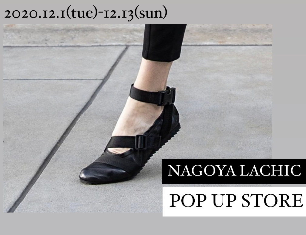 NAGOYA LACHIC POP UP