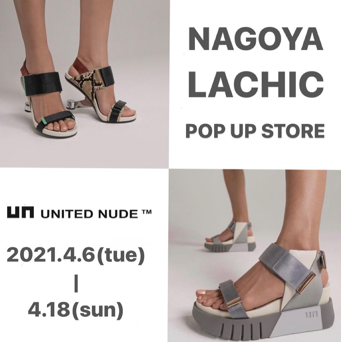 NAGOYA LACHIC/POP UP STORE